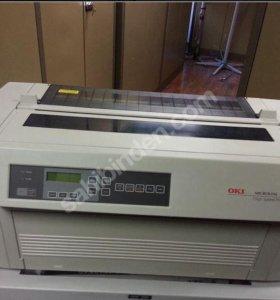 Матричный (формат А3) принтер Oki MICROLINE 4410