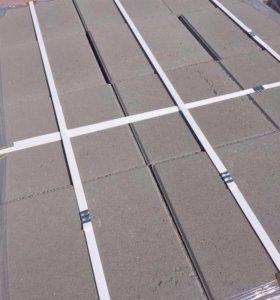 Тротуарный плиты (Брусчатка)