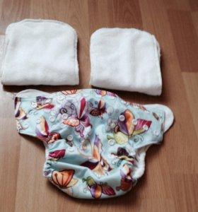 Многоразовый памперс и детские вещи