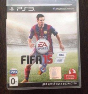Fifa 15(PS3)