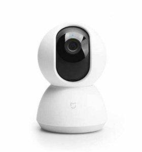 IP-камера видео наблюдение Xiaomi MiJia 360°