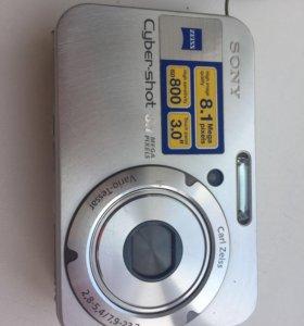 Фотоаппарат цифровой SONY