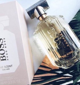 Hugo Boss The Scent🍑🌺