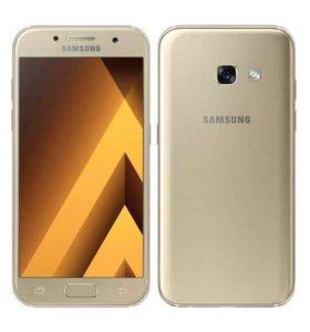 Samsung Galaxy a5, 2017г, Новый
