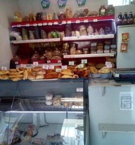 Продам магазин ( хлебокондитерский отдел)
