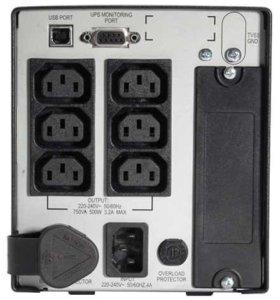 Продаю APC Smart-UPS 750VA/500W USB новый