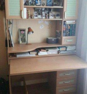 Письменный стол (выдвижная столешница)
