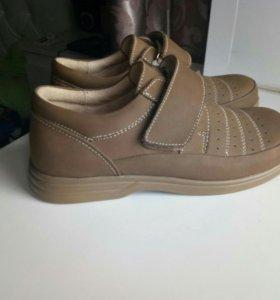 новые ортопедические ботиночки капика
