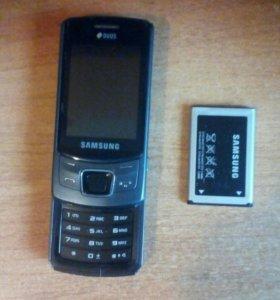 Мобильный телефон Samsung GT-S6112
