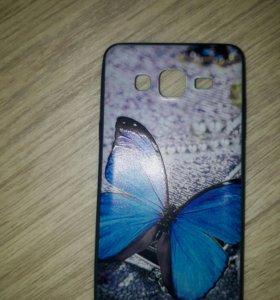Чехол на Samsung Galaxy J2(новый)