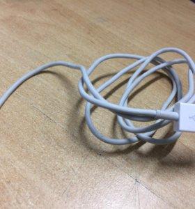Оригинальный кабель iPhone