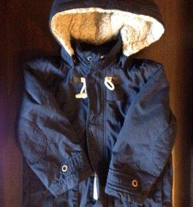 Детская куртка Lindex 3-4 года