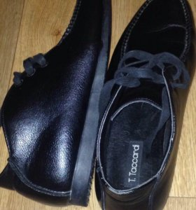 Новые Мужские ботинки ! 43 размер!