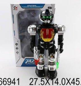 Мега робот (45 см) новый