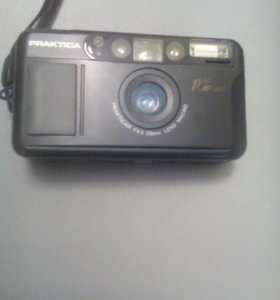 Фотоаппарат пленочный немецкий Praktica