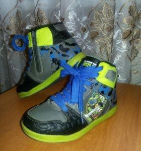 Ботинки для мальчика, размер 31