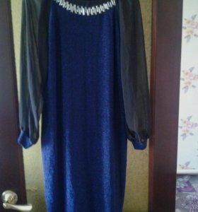 Платье нарядное вечернее 50-52