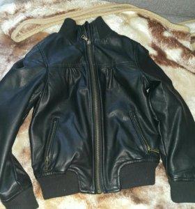 Куртка для девочек осенняя