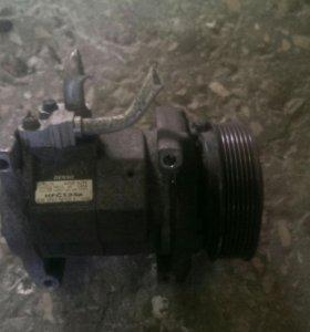 Компрессор кондиционера HONDA K20A/K24A