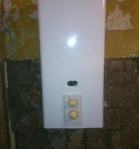 газовый водонагреватель elektrolux колонка