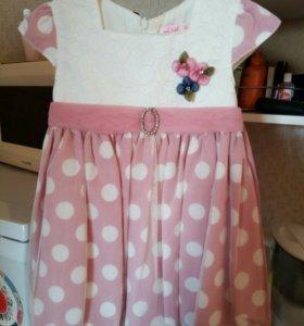 Платье на 2 - 3 года