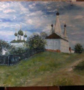 Алексеевский монастырь г. Углич