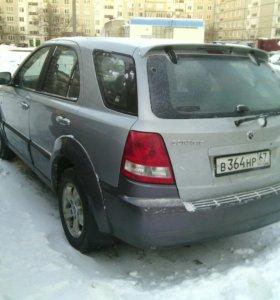 Kia Sorento 2,5 дизель