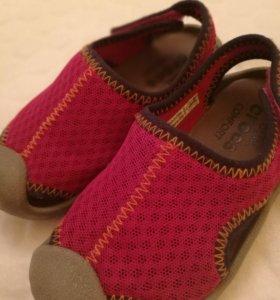 Crocs сандалии/сабо, размер С8 (25 размер)
