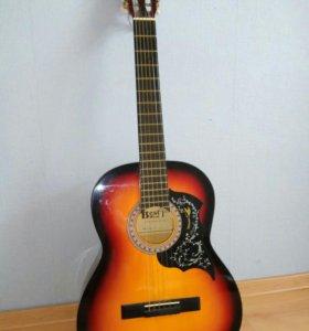 гитара best wood mca-101/1/sb