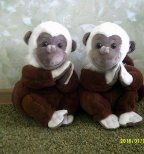 Рюкзачки - обезьянки