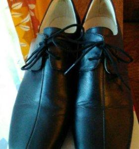 Туфли женские р.41 нат.кожа
