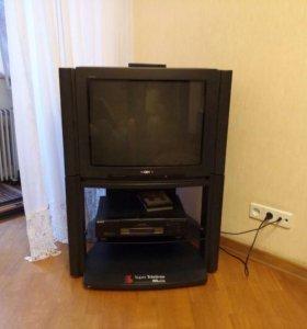 Телевизор Sony Super Trinitron 100 hz