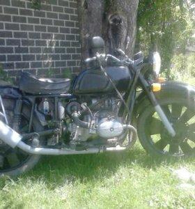 Продаю мотоцикл урал 1999года