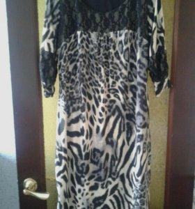 Платье нарядное 50 размер