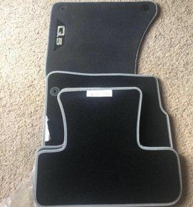 Коврики для автомобиля Audi Q5