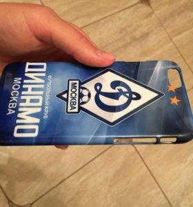 3D чехол на IPhone 6
