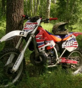 HONDA CR 250R cross 2t