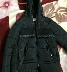 Продам Куртку осень -весна , тёплая зима.