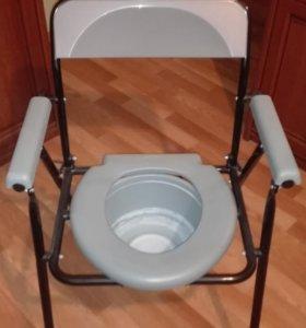 кресло туалет для пожилых людей б/у
