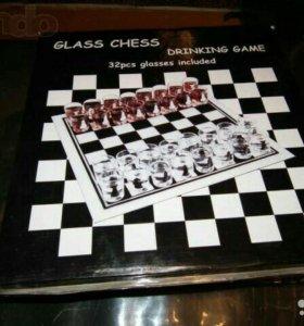 Шахматы пьяные, большие