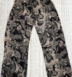 Летние брюки-шаровары р.42