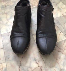 Осенне-зимние мужские ботинки