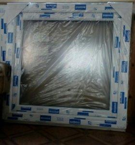 Окна пластиковые однокамерные