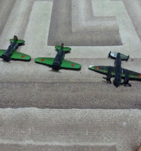Колекция самолётов