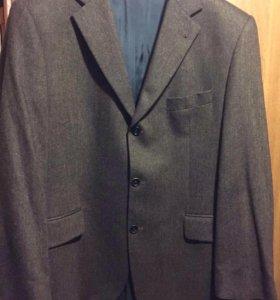 Пиджак кашемир