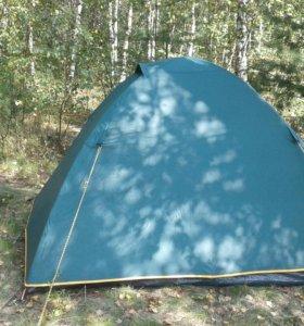 Палатка туристическая Greenell 2х местная