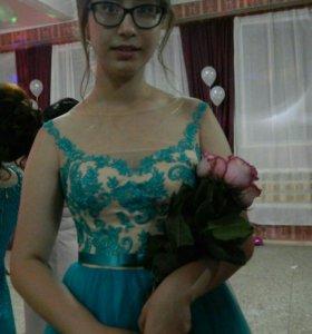 Платье на выпускной. Вечернее платье