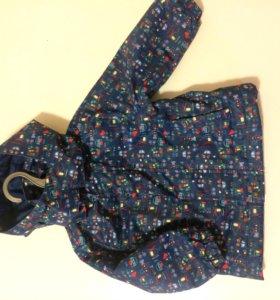 Куртка для мальчика 80 размер