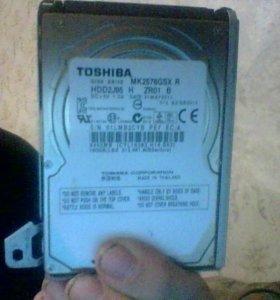 жесткий диск 160гб