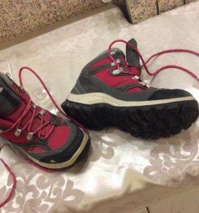 Ботинки горные quechua р 37